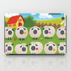 Sheep iPad Case