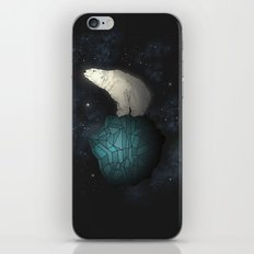 Bear Cosmos iPhone & iPod Skin