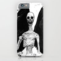 Angel Of Death iPhone 6 Slim Case