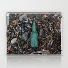 Bottle without a message Laptop & iPad Skin