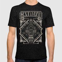 Best in the 'Verse Mens Fitted Tee Tri-Black SMALL