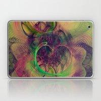 Phantom Heart Nebula Laptop & iPad Skin