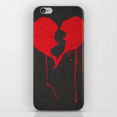 My heart is in NJ Unite & Rebuild! iPhone & iPod Skin