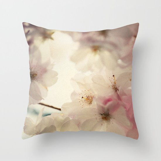 Aglow #2 Throw Pillow