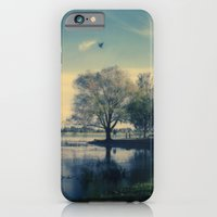 Lake Wendouree iPhone 6 Slim Case