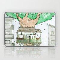 More Green Less Grey Laptop & iPad Skin