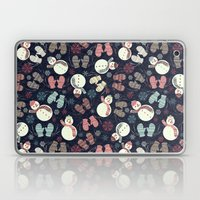 winter fun Laptop & iPad Skin