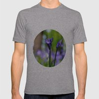 drowning in the bluebell sea Mens Fitted Tee Athletic Grey SMALL