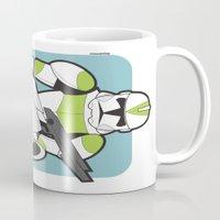 Obi-wan And Clone Troope… Mug