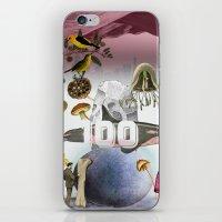 100 iPhone & iPod Skin