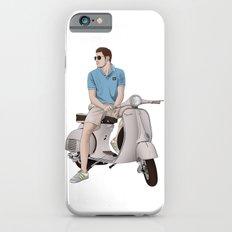 Vespa Lover Slim Case iPhone 6s