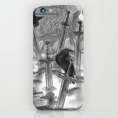 One Winter's Due - The Ravens iPhone 6 Slim Case
