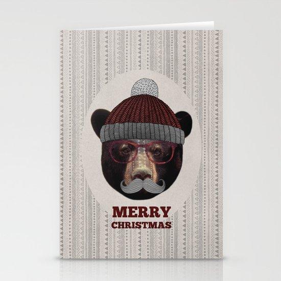 Gustav - Christmas Edition Stationery Card