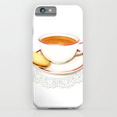 Cup of Tea and a biscuit iPhone 6s Slim Case