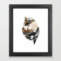 Broken Creature Framed Art Print