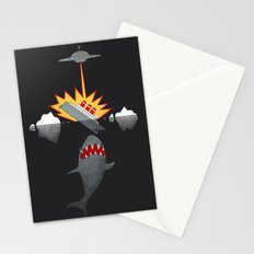 Bad Luck Combo Stationery Cards