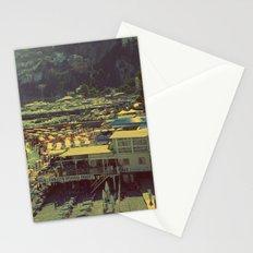 Beach in Amalfi, Italy Stationery Cards
