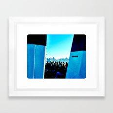 Bay Framed Art Print