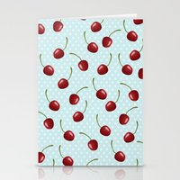 Cherry's Stationery Cards