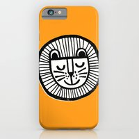 HAPPY LION iPhone 6 Slim Case