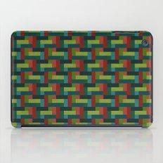 Woven Pixels IV iPad Case