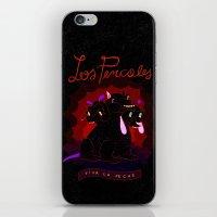 VIVA LA PECHE iPhone & iPod Skin