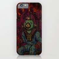 iPhone & iPod Case featuring Murky by Davel F. Hamue