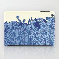 The end of the party iPad Case
