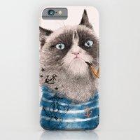 Sailor Cat III iPhone 6 Slim Case