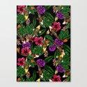 Tropical Koi Canvas Print
