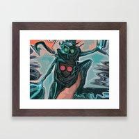 Tmolus Framed Art Print