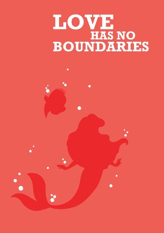 Love Has No Boundaries Art Print