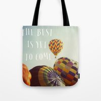 The Best - Balloons Tote Bag