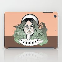 Magic Moon iPad Case