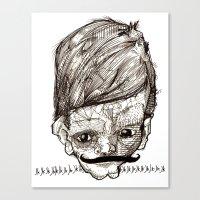 Jkjkjkjkjkjkjkkjkjkjkjkj… Canvas Print