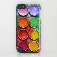 Paint Box iPod touch Slim Case