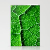 Leaf Stationery Cards