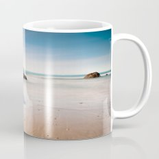 beach. Mug