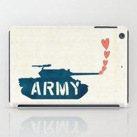 The Love Army iPad Case