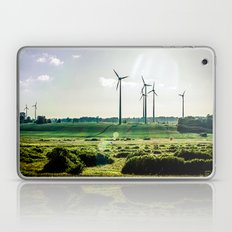 Wind generators Laptop & iPad Skin