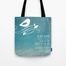 Do Not Worry Tote Bag
