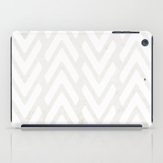 Chevron Tracks iPad Case
