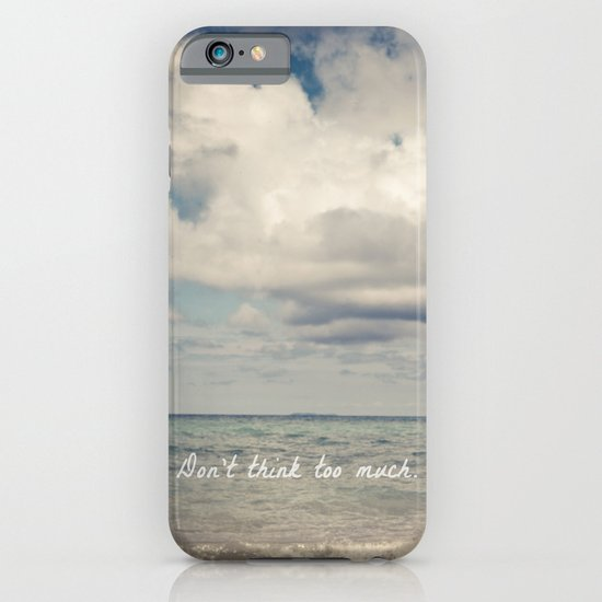 Flow With Life iPhone & iPod Case
