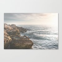 Ocean (Rocks Within The … Canvas Print