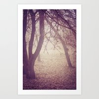 Enchanted n.2 Art Print
