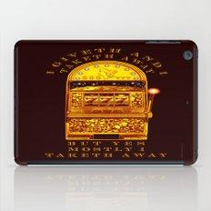 I Giveth - 056 iPad Case
