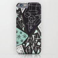 DARKSTAR GEOMETRIC iPhone 6 Slim Case