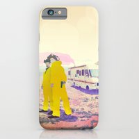 breaking bad iPhone & iPod Cases featuring Breaking Bad by PIXERS