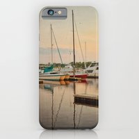 Wilmington City Docks on the Riverwalk iPhone 6 Slim Case