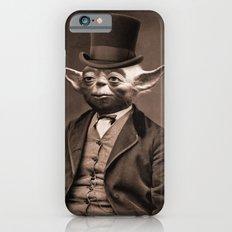 Portrait of Sir Yoda iPhone 6 Slim Case